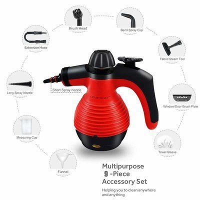 Comforday Handheld Steam Cleaner