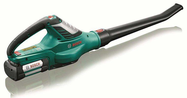 Bosch ALB 36 LI Cordless Leaf Blower Review