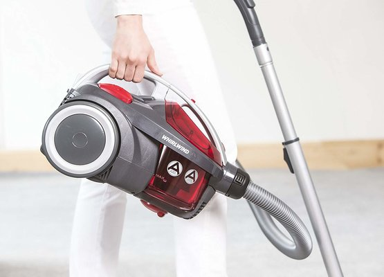 Hoover Whirlwind Bagless SE71WR01 [Cylinder Vacuum Cleaner]