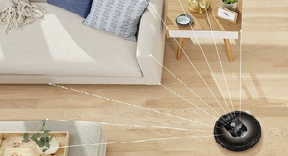 How Does The Roomba Map a Room