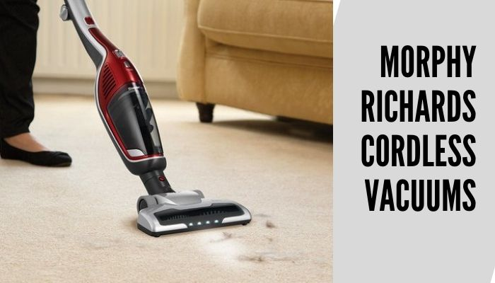 Morphy Richards Cordless Supervac Reviews