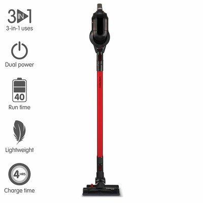 Morphy Richards Supervac Sleek Power+ Cordless Vacuum Cleaner 731007