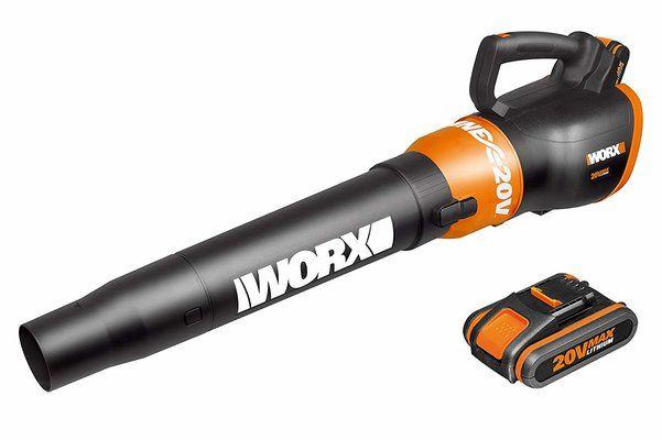 ORX WG546E.2 18V 20V MAX Cordless Air Turbine Blower