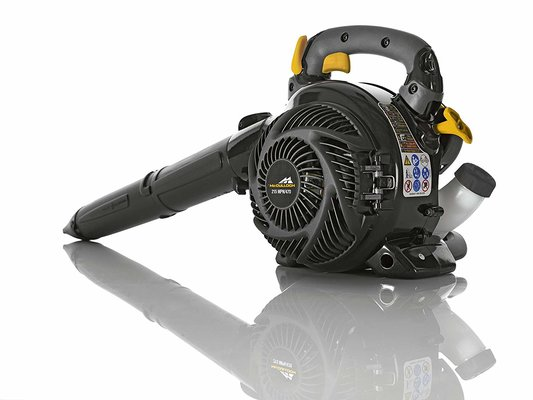 McCulloch GBV345 Petrol Leaf Blower and Vacuum