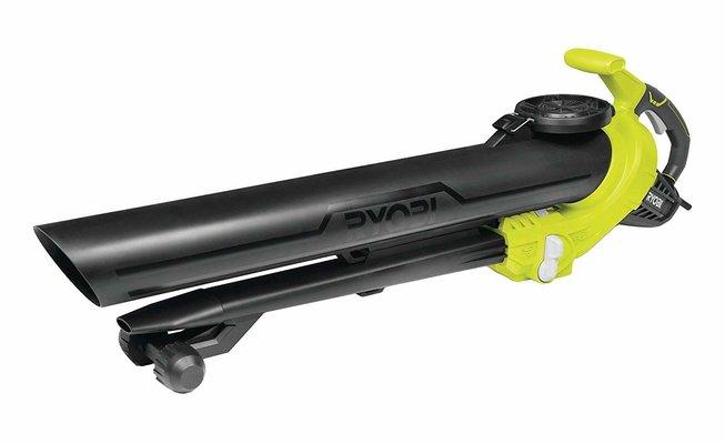 Ryobi RBV3000CESV AC 3000W Over-Under Style Blower Vac