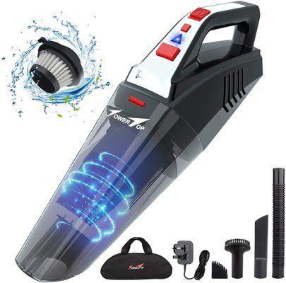 TowerTop Handheld Vacuum