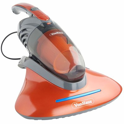 VonHaus Handheld UV Light -Anti-Allergenic Vacuum