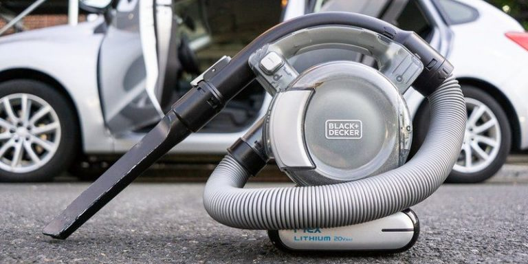 Best Cordless Car Vacuum Cleaner UK 2021