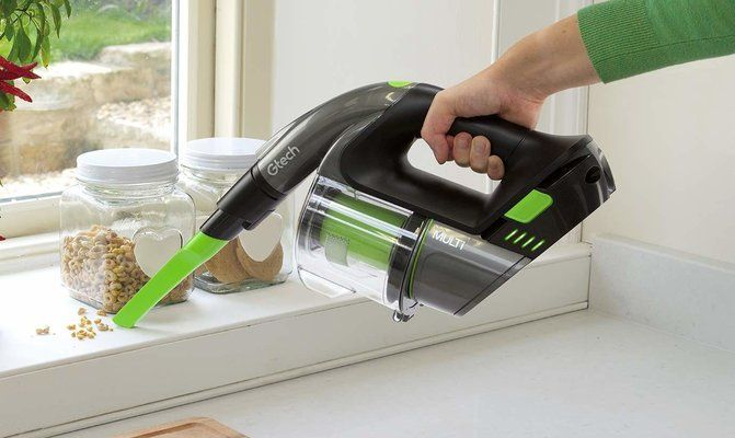 handheld vacuum cleaner uk