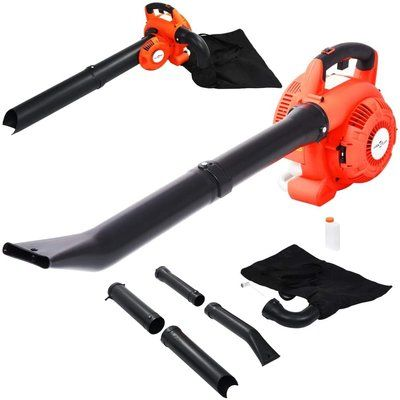 vidaXL 3 in 1 Petrol Leaf Blower