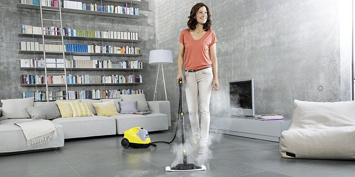 steam cleaner uses around the house