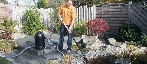 Best Pond Vacuum Cleaners