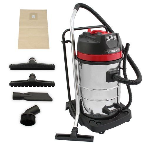 MAXBLAST Industrial Wet & Dry Vacuum Cleaner
