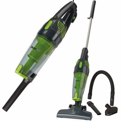 Maxi Vac Handheld Stick Vac Vacuum Cleaner Bagless Upright 2 in 1 800W