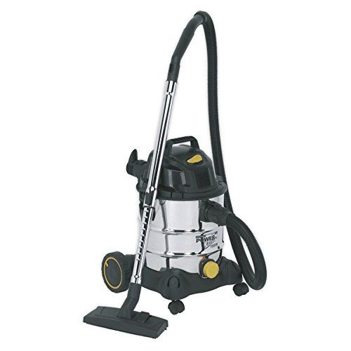 Sealey PC200SD110V 20ltr Wet & Dry Industrial Vacuum Cleaner