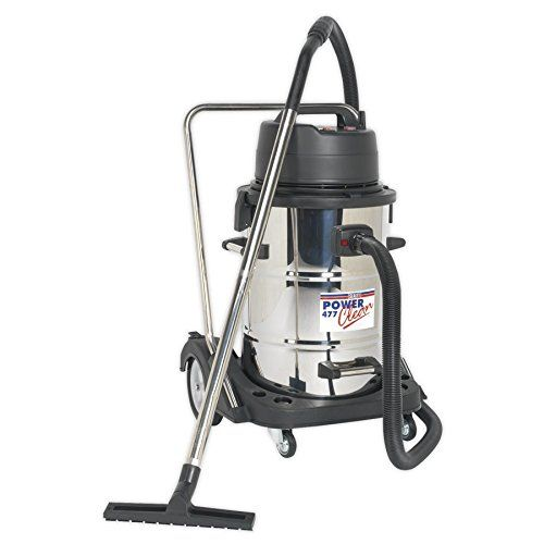 Sealey PC477 Industrial Wet & Dry Vacuum Cleaner