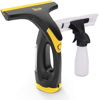 TECCPO Cordless Window Vacuum Cleaner