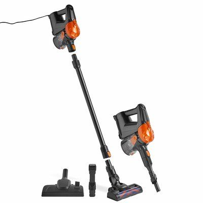 VonHaus 2 in 1 Corded Stick Vacuum Cleaner