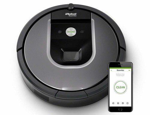 iRobot Roomba 981 Robot Vacuum cleaner