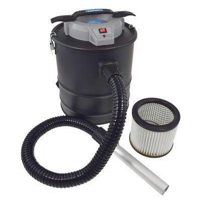 15 Litre Ash Debris Bagless Vacuum Cleaner