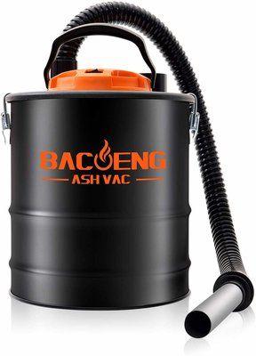 BACOENG 15L 800W Ash Vacuum Cleaner