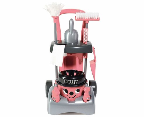 Casdon Deluxe Hetty Cleaning Trolley