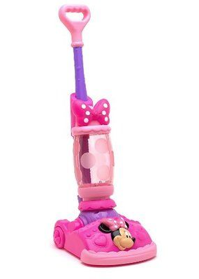 Disney, Minnie Mouse Vacuum Cleaner