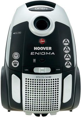 Hoover Enigma Pets Bagged Cleaner