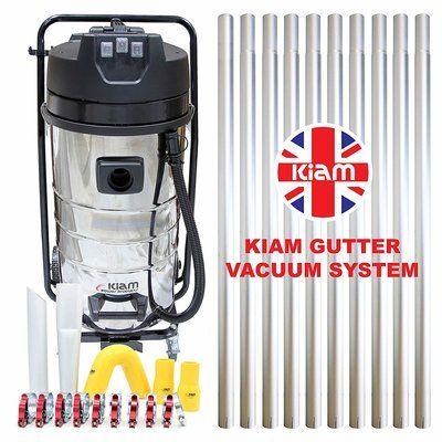Kiam Gutter Cleaning System KV100-3