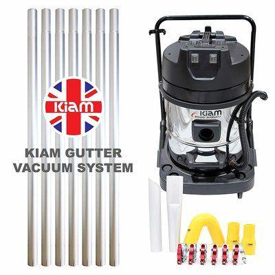 Kiam Gutter Cleaning System KV60-2