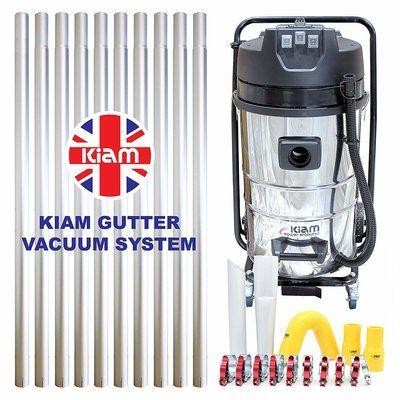Kiam Gutter Cleaning System KV80-3