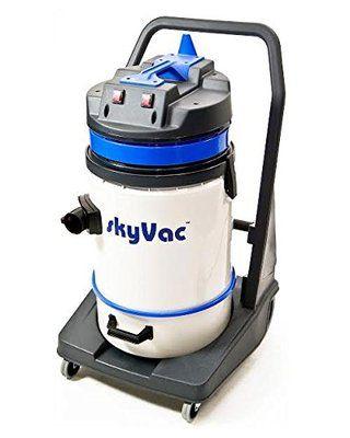 SkyVac 75 Gutter Vacuuming