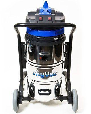SkyVac 78 Gutter Cleaning Machine