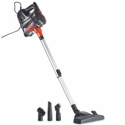 VonHaus Corded Stick Vacuum Cleaner 600W