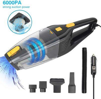 xingruyu 12v Car Vacuum Cleaner