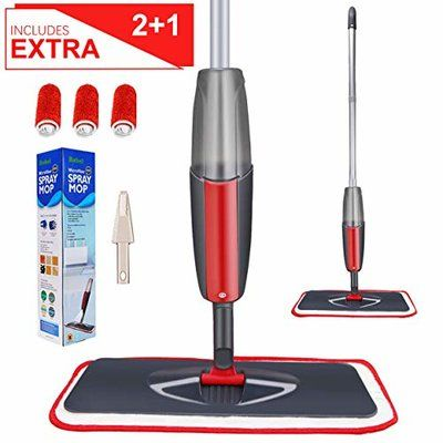Amabana Microfiber Floor Spray Mops
