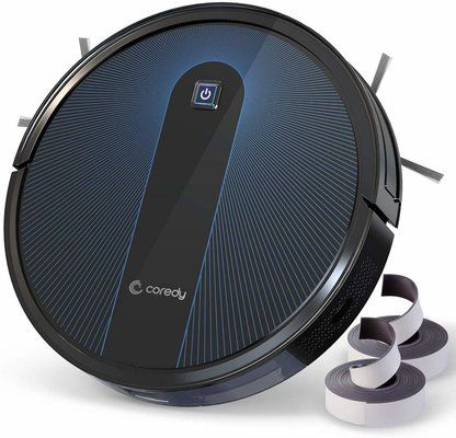 Coredy R650 Robot Vacuum Cleaner