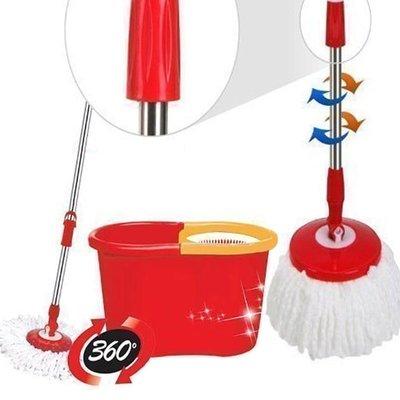 Denny International® 360 Degree Spinning Mop