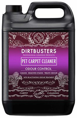 Dirtbusters pet carpet cleaner