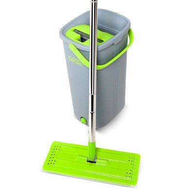 EasyGleam Mop and Bucket Set