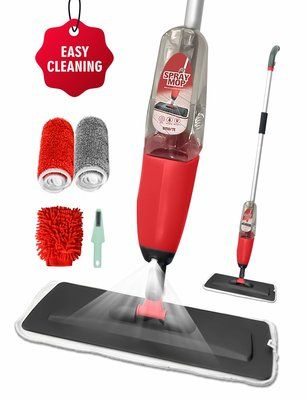 Best Spray Mop Reviews Uk 2020 Editors Picks