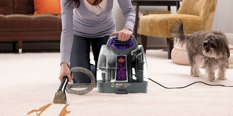 Handheld Carpet Cleaner