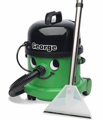 Henry George Wet and Dry Vacuum