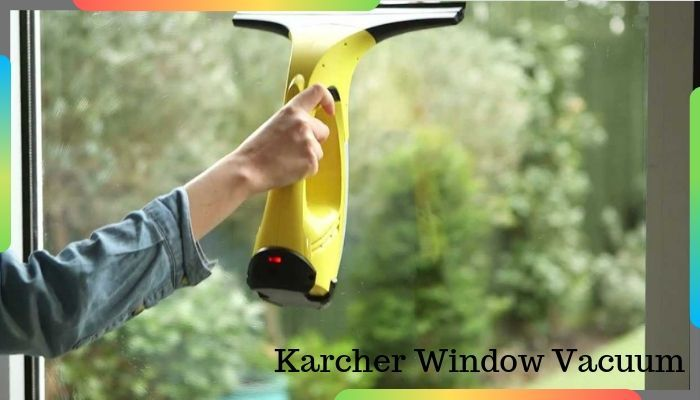 Karcher Window Vacuum cleaner