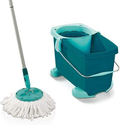 Leifheit Clean Twist Disc Mop and Bucket