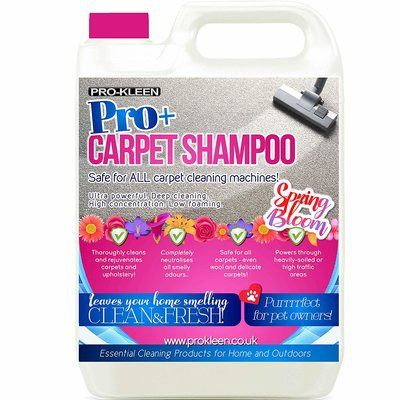 Pro-Kleen Pro+ Carpet Shampoo