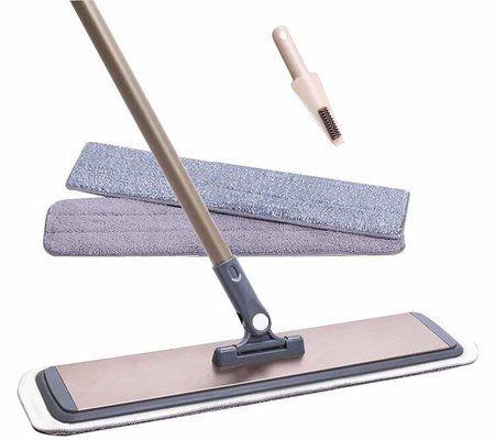 Professinal Microfiber Flat Mop