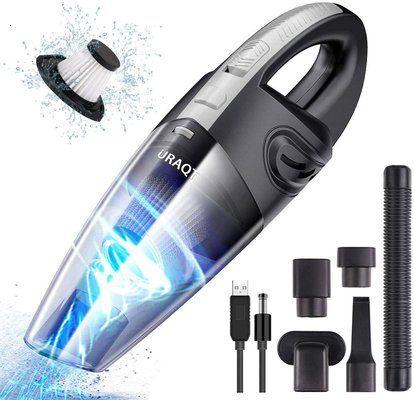 URAQT Handheld Vacuum Cleaner Cordless