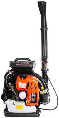 65cc Petrol Backpack Leaf Blower
