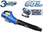 Hyundai Cordless Powered Leaf Blower with 60v